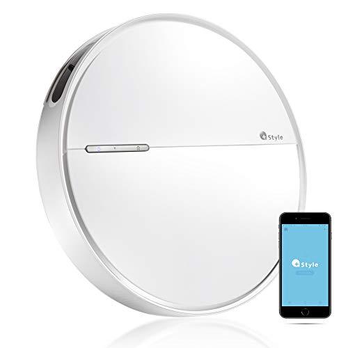 【 Style ORIGINAL】スマートロボット掃除機 B300 ロボット掃除機 Wi-Fi接続 アプリ制御 水拭き 薄型 6.2cm 日本メーカー製 Amazon Alexa/Google Home 対応