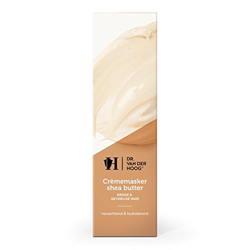 Dr. Van Der Hoog Shea Botercrème Masker, 10 ml