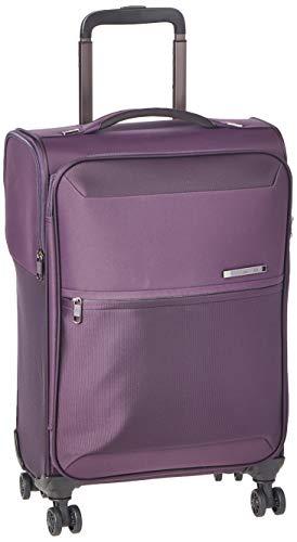 Samsonite 72H DLX Spinner Carry-On Luggage Medium Purple Travel Bag