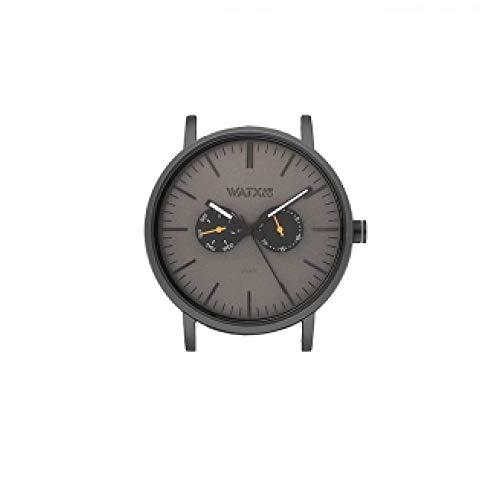 Watx&Colors Basic Herren Uhr analog Quarzwerk mit Armband WXCA2705