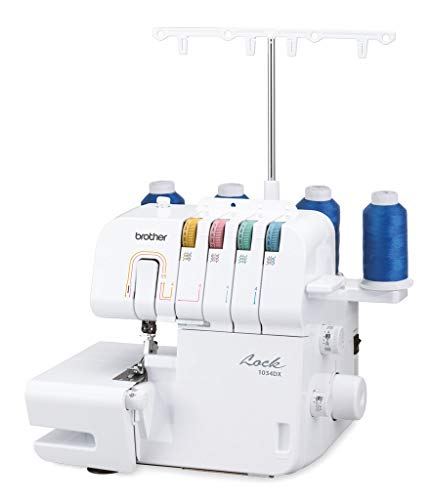 Brother Overlock 1034DX verbesserte Version 2018