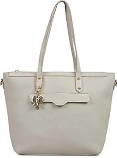 Butterflies Women Handbag (Apricot) (BNS 111#APR)
