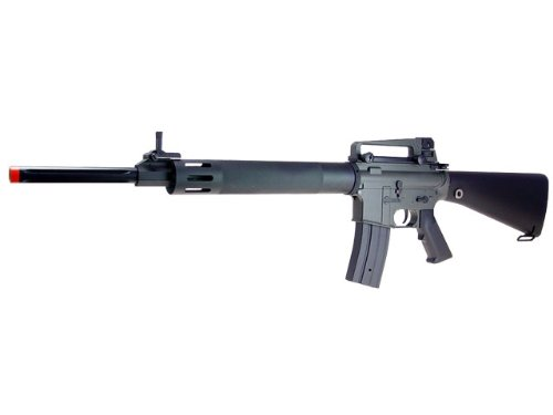 jing gong m16 ufc fully automatic aeg airsoft rifle(Airsoft Gun)