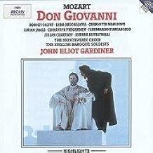 Don Giovanni-Highlights by John Eliot Gardiner