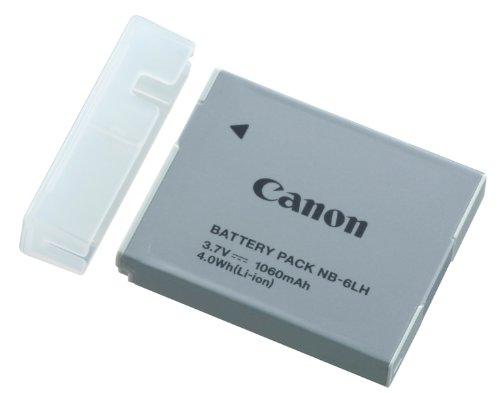Canon バッテリーパック NB-6LH