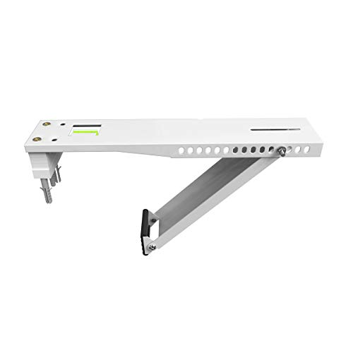 Forestchill Universal AC Window Air Conditioner Support Bracket, Light Duty Up to 88 lbs for 5,000 to 12,000 BTU A/C Units
