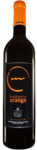 Vino de Naranja - Misterio Orange - Vino D.O. Condado de Huelva - Variedad Moscatel - botellas 0,75L (6)