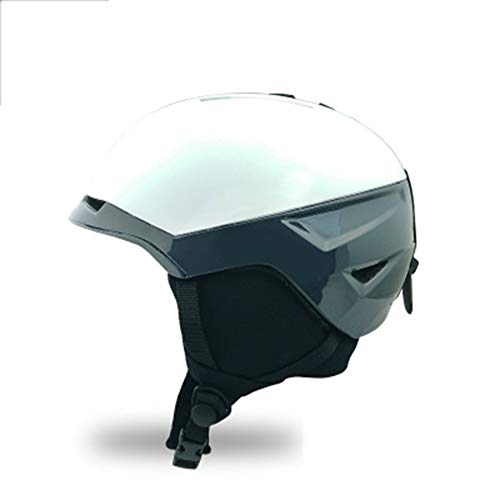 Professional ski Helmet Outdoor Sports Essential-White-m(55-58CM)