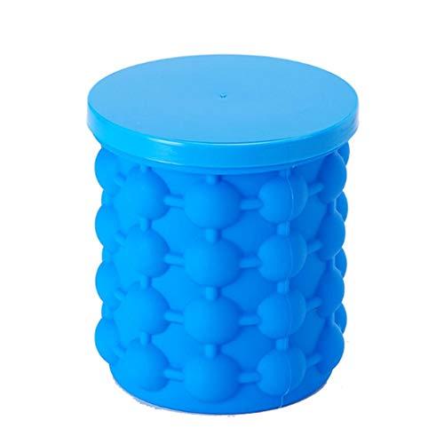 NXYJD Cubos de Hielo Vino Cubo, Máquina de Hielo congelado rápido del Molde del Cubo de Hielo Helado Bebidas Aislamiento