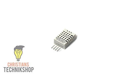 DHT22 Digitale temperatuur- en luchtvochtigheidssensor | Christian's Technikshop