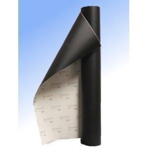 3M Lack Schutz Folie 1220mm breit x 500mm - schwarz (Gravel Resistant Film