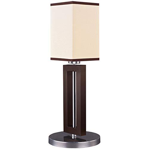 Raffa 1 Schöne Tischleuchte Tischlampe Art-Deco Lampe 3 Varianten Leuchte NEU (Braun)