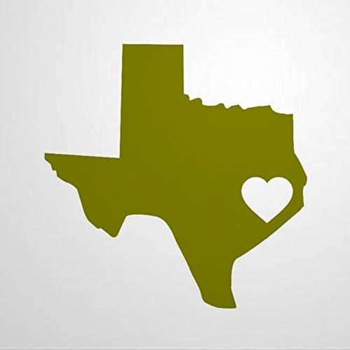 texas love laptop aufkleber lustig