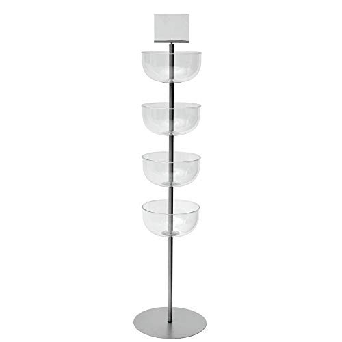 Impulse Display Tower 4-Tier 64 1/4