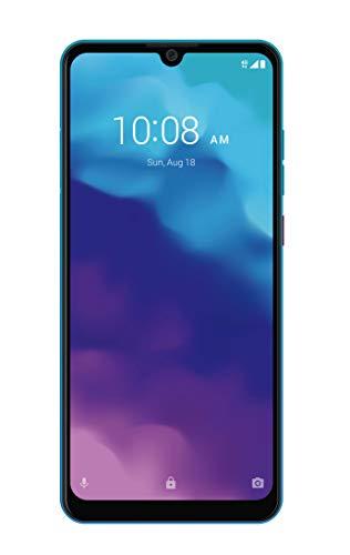 ZTE Smartphone Blade A7 2020 (15.46 cm (6,09 Zoll) HD+ Display, 4G LTE, 3GB RAM und 64GB interner Speicher, 16 MP Hauptkamera und 8 MP Frontkamera, Dual-SIM, Android) lake blue