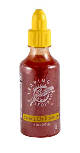 Leaping Leopard Sweet Chili Sauce 9 ounce