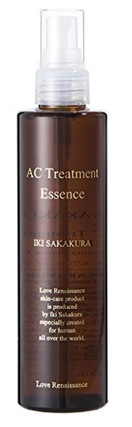 添付バンクレースIKI SAKAKURA AC トリートメント エッセンス