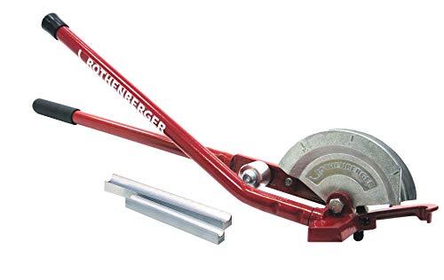 Rothenberger 80280 - Curvadora manual de tubos (15-22 mm)