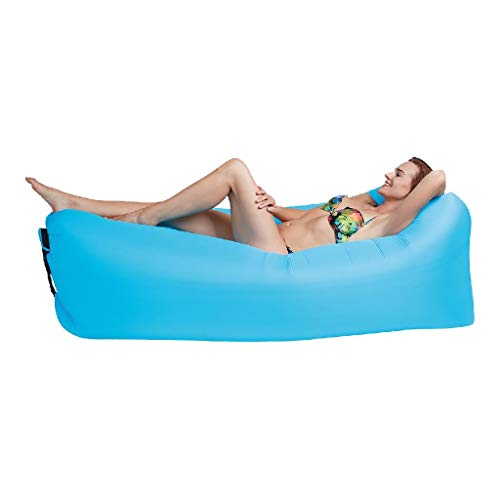 Happy 70001 Lounger To Go 2.0, Blauw
