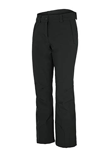 Ziener Damen TAIPA Lady (Pant ski) Hose, Black, 34