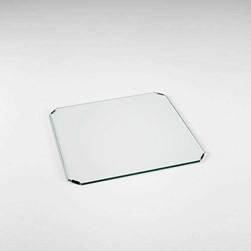Preisvergleich Produktbild Swissmobilia Außentablar für USM Haller,  Glaselement,  Diverse Systemmaßen,  Systemmaß:500x500