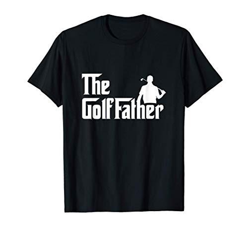 Homme Golffather Père Papa Golfeur Golf Club De Golf Putter...