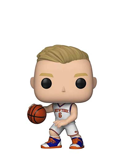 Funko Pop! Sports – NBA – Kristaps Porzingis (Home Jersey) #41 Vinyl Figure 10 cm Released 2018