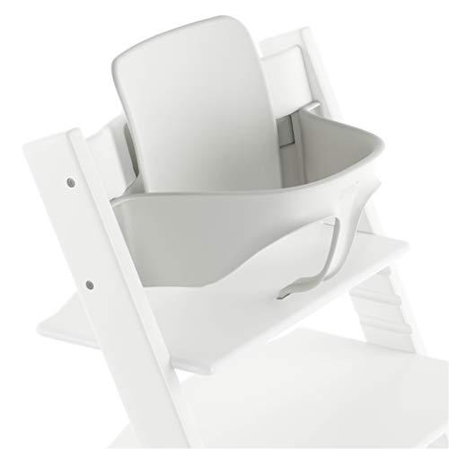 TRIPP TRAPP® Baby Set – TRIPP TRAPP® Zubehör für Babys ab 9 kg (ca. 6 Monate) – Farbe: White