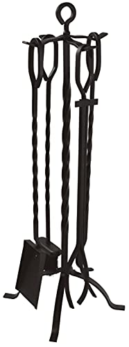 Fire Beauty 5 Pieces Fireplace Tools Sets Fire Tool Sets...