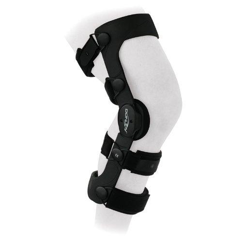 DonJoy Legend SE-4 Knee Support Brace: ACL (Anterior Cruciate Ligament), Right Leg, Medium