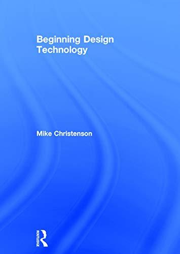 Beginning Design Technology