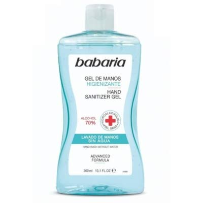 Babaria Gel De Manos Hidroalcoholico 300 ml