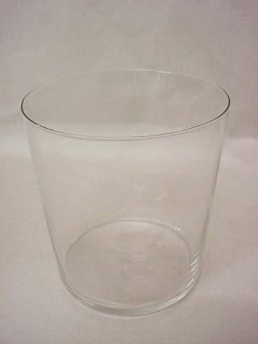 Dkristal Pinta Sella, Glas, durchsichtig, 8.6x8.6x35 cm, 6