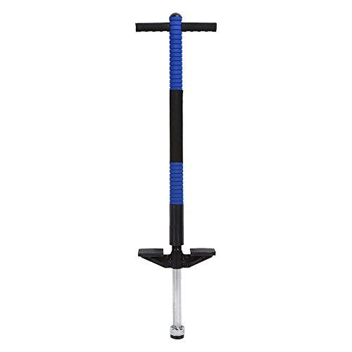GAESHOW Pogo Stick Single Bar Jackhammer Jump Stick Deportes Juguetes educativos para niños(Azul)