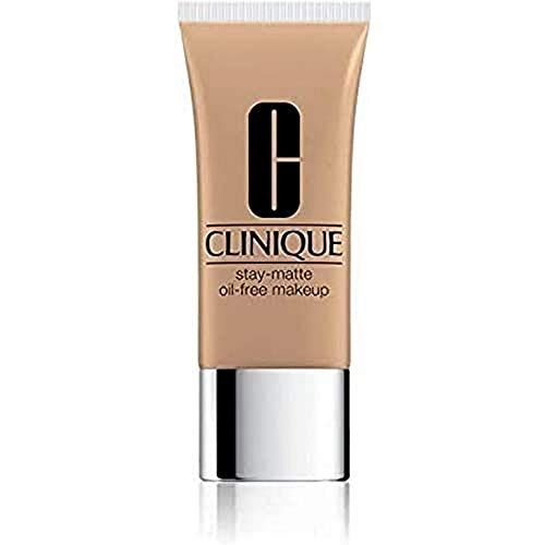 Clinique Stay Matte Oil-Free Makeup, CN 52 Neutral (MF), 1 Ounce