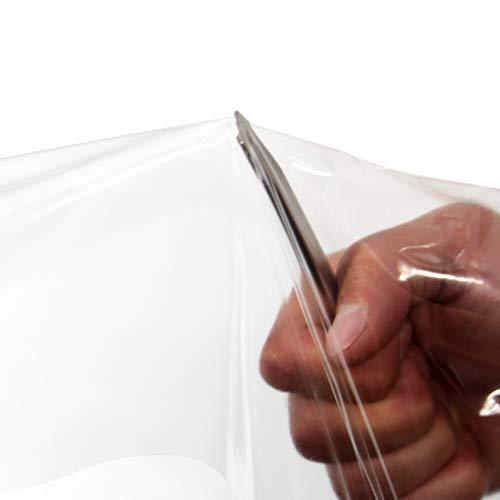 Rapid Teck® 16,45€/m² Premium Autofolie 2m x 1,52m Lackschutzfolie Lackschutz Steinschlagschutz-Folie Wrapping Folie Glanz