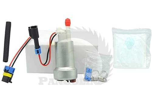 PANGOLIN F90000295 F90000285 525lph HellCat Intank Fuel Pump for E85 Compatible Aftermarket Parts, 3 Month Warranty