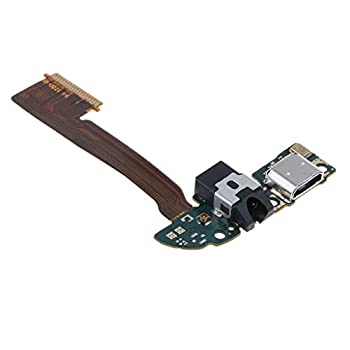Homyl Replacement USB Charging Port Dock Flex for HTC One M8
