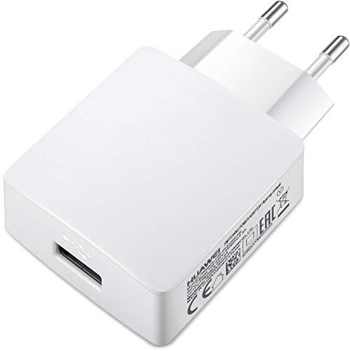 HUAWEI 55030254 Netzteil mit 5 V und 2 A Ausgangsleistung, Micro-USB Daten-/ Ladekabel Weiß - 2