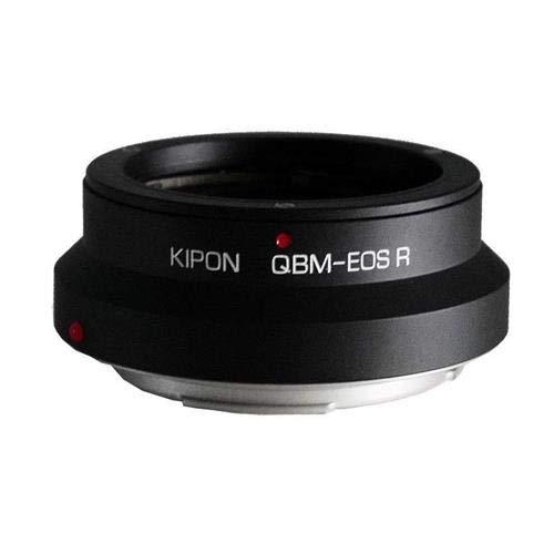 KIPON QBMRF Rollei-EOS R マウントアダプター (対応レンズ:ローライQBMマウントレンズー対応ボディ:キヤノンRFマウント)