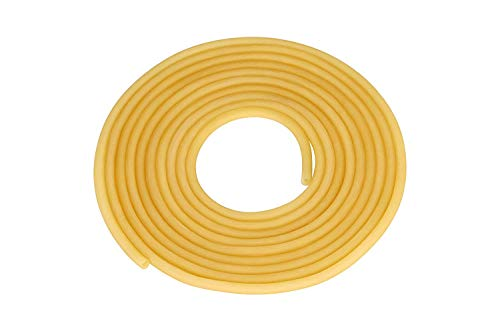 Tubo de goma de látex natural TEN-ALT, manguera de goma flexible, tubo quirúrgico de catapulta de 5 metros, 10 m, 20 m, 21 m, 25 m, 35 m, 45 m, 50 m, 5M, 8x12mm, 1