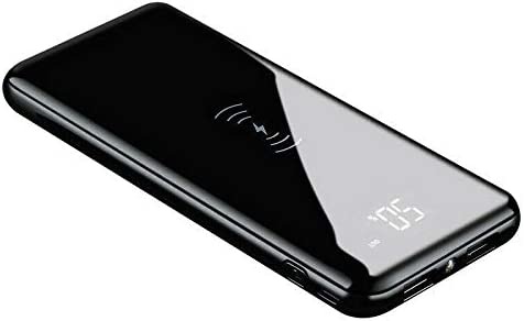 Qi Wireless Power Bank 50000mAh USB Output Fast Charger Portable Battery Pack product image