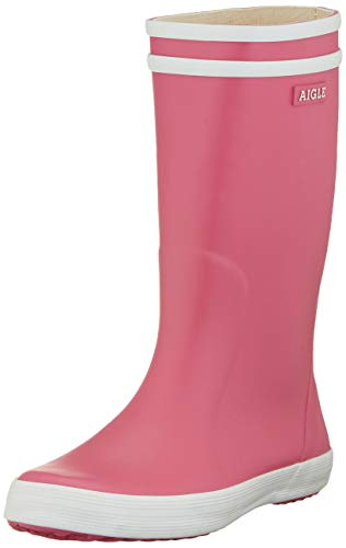 Aigle Lolly Pop Gummistiefel 84564 Unisex-Kinder, Pink (new Rose), 84564, 28