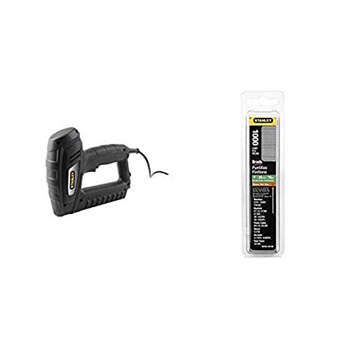 Stanley STHT6-70414 - Grapadora eléctrica para grapa A y calvos + Stanley...
