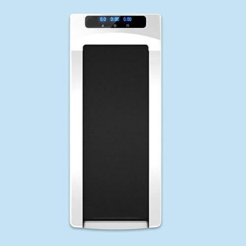 DYB Cinta de Correr de Alta Gama Walking Smart Flat Flat Treadmill Mini Mini Flip Mute para el hogar, Motor Digital de Nueva generación de 1.75Hp, 6Km / H, bajo Consumo de energía,