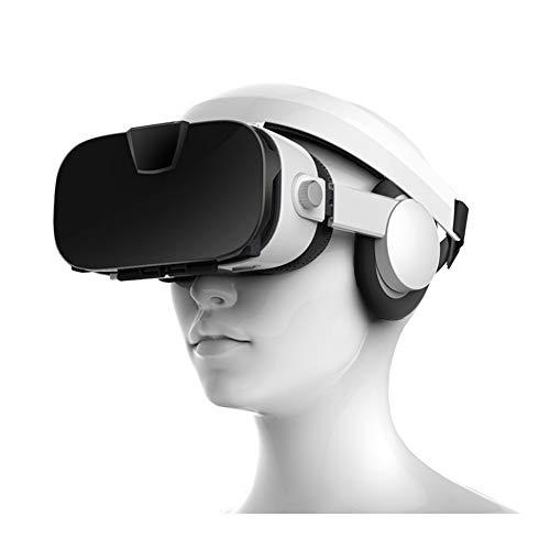LOVEMLQL Vr Virtual Reality Helmet Vr Glasses 3D Game Stereo Headset Surround Audio Glasses Vr Headset