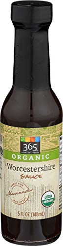 365 Everyday Value, Organic Worcestershire Sauce, 5 fl oz