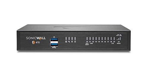 SonicWall TZ470 Network Security Appliance (02-SSC-2829)