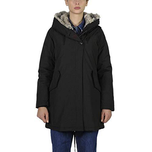 Canadian Classics Damen Lanigan New Parka, Schwarz (Black Bla) , XL