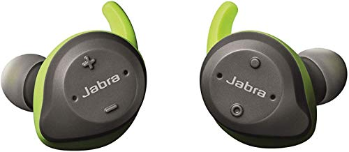 Jabra Elite Sport Cuffie Auricolari True Wireless, In-Ear, con Cardiofrequenzimetro e Sport...